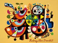 ロドニーのファインアート版画