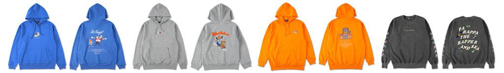 WIND AND SEA hoodie