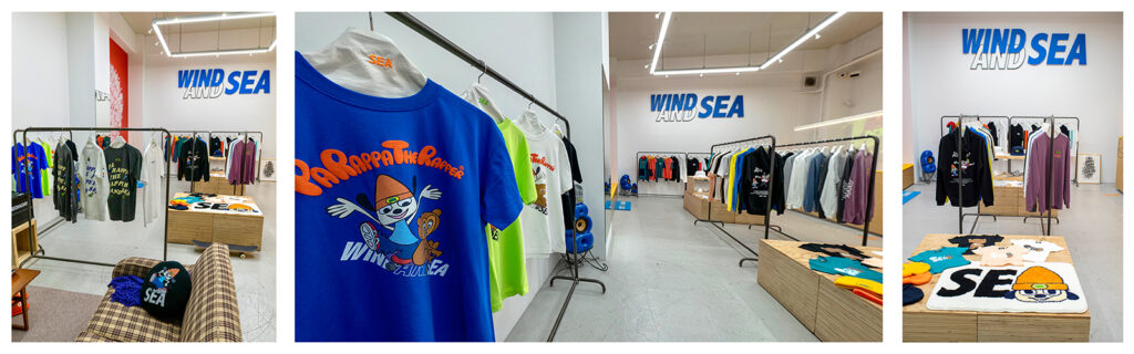 Wind And Sea Shop - Parappa